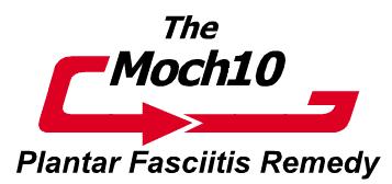 EL RECURSO MOCH10 PLANTAR FASCITIS