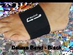 Moch10 Plantar Fasciitis Remedy Deluxe Band, Black